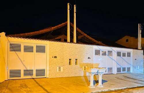 Casa, código 279352 em Mongaguá, bairro Pedreira