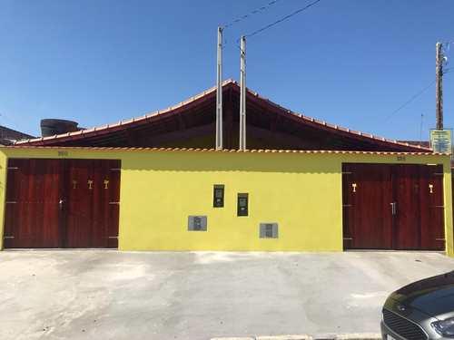 Casa, código 279354 em Mongaguá, bairro Balneário Itaguai