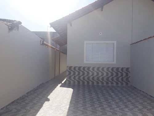 Casa, código 279360 em Mongaguá, bairro Balneário Itaguai