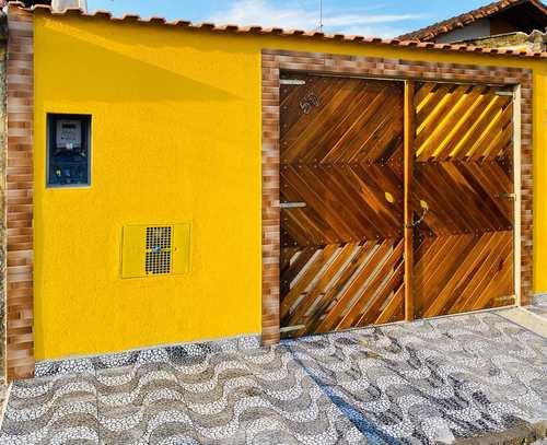 Casa, código 279361 em Mongaguá, bairro Vila Oceanopolis