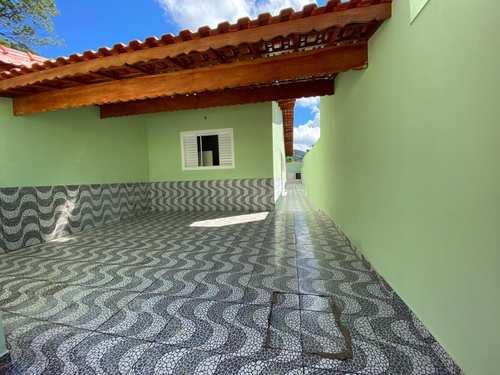 Casa, código 279362 em Mongaguá, bairro Pedreira