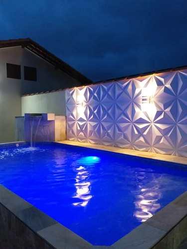 Casa, código 279364 em Mongaguá, bairro Vila Atlântica