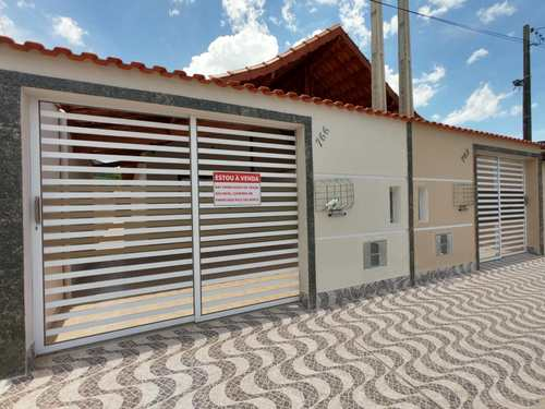 Casa, código 279367 em Mongaguá, bairro Jardim Praia Grande