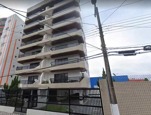 Apartamento, código 279369 em Mongaguá, bairro Centro