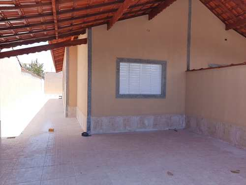 Casa, código 279373 em Mongaguá, bairro Balneário Samas