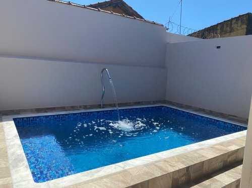 Casa, código 279377 em Mongaguá, bairro Agenor de Campos