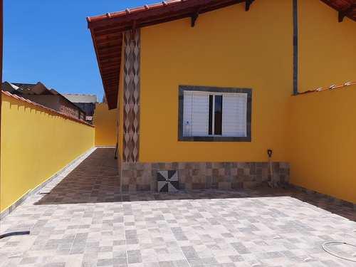 Casa, código 279378 em Mongaguá, bairro Balneário Samas