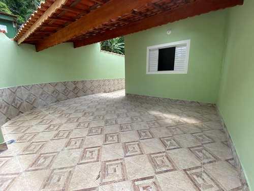 Casa, código 279381 em Mongaguá, bairro Pedreira