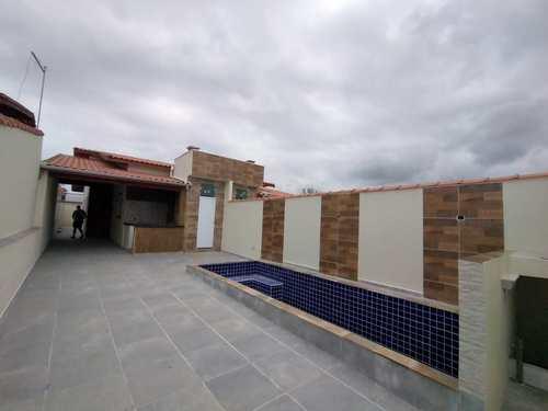 Casa, código 279382 em Itanhaém, bairro Cibratel