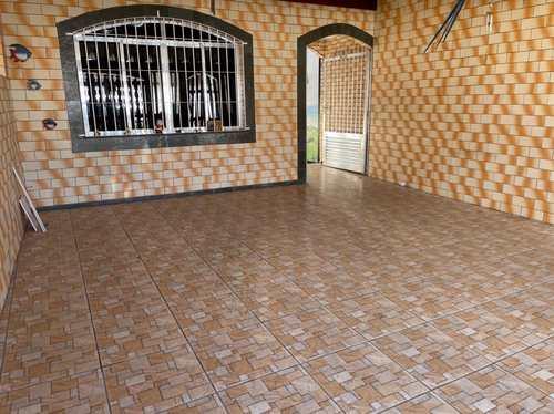 Casa, código 279383 em Mongaguá, bairro Balneário Flórida Mirim