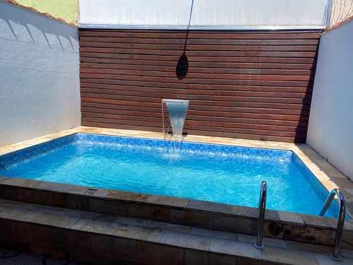 Casa, código 279386 em Mongaguá, bairro Balneário Santa Eugênia
