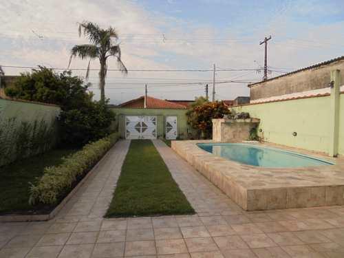 Casa, código 279388 em Mongaguá, bairro Jardim Praia Grande