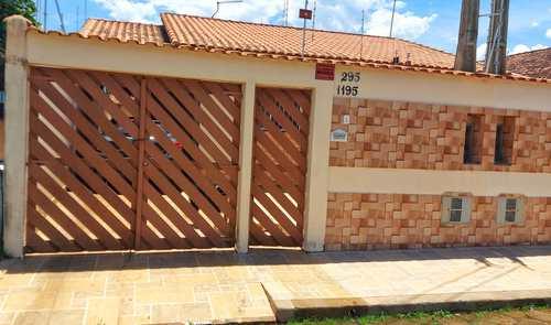 Casa, código 279389 em Itanhaém, bairro Jardim Suarão