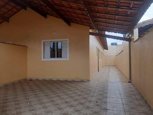 Casa, código 279391 em Mongaguá, bairro Balneário Samas