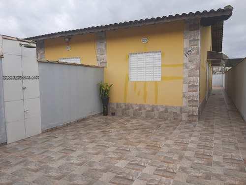Casa, código 279392 em Mongaguá, bairro Balneário Flórida Mirim