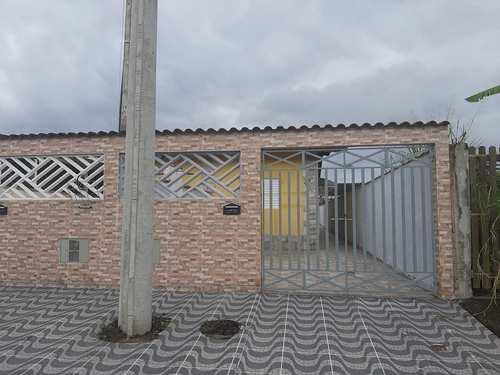 Casa, código 279393 em Mongaguá, bairro Balneário Flórida Mirim
