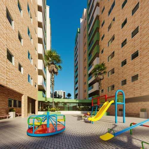 Apartamento, código 279400 em Itanhaém, bairro Centro