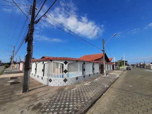 Casa, código 279403 em Mongaguá, bairro Jussara