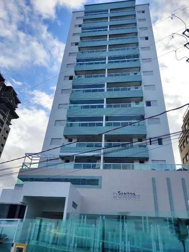 Apartamento, código 279405 em Mongaguá, bairro Vila Atlântica