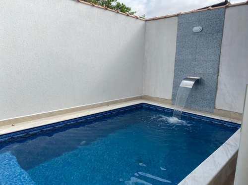 Casa, código 279406 em Mongaguá, bairro Balneário Santa Eugênia