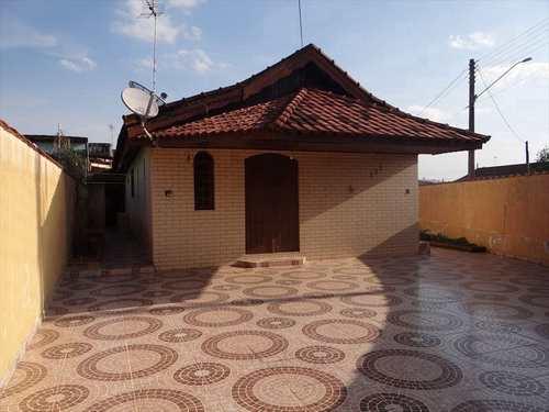 Casa, código 279416 em Mongaguá, bairro Balneário Itaóca