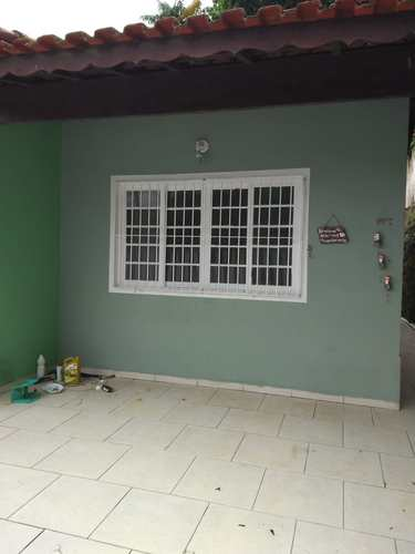 Casa, código 279421 em Mongaguá, bairro Pedreira