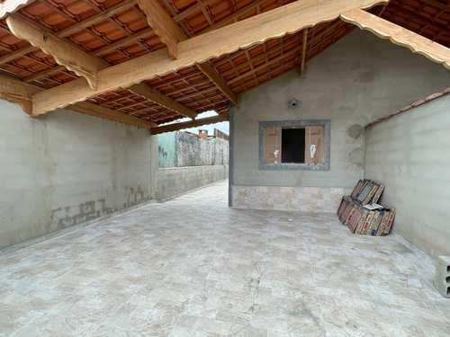 Casa, código 279422 em Mongaguá, bairro Balneário Itaguai