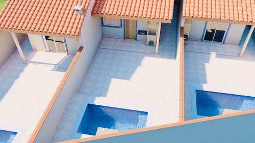Casa, código 279423 em Itanhaém, bairro Balneário Guaracai