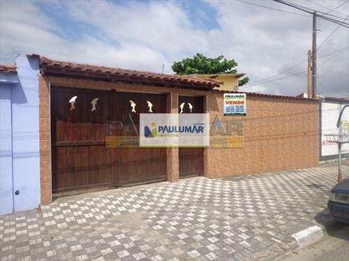 Casa, código 822700 em Mongaguá, bairro Agenor de Campos