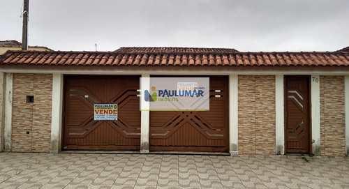 Casa, código 801400 em Mongaguá, bairro Itaóca