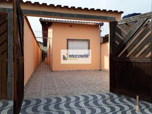 Casa, código 792900 em Mongaguá, bairro Plataforma II