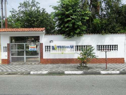 Casa, código 791800 em Mongaguá, bairro Vila São Paulo
