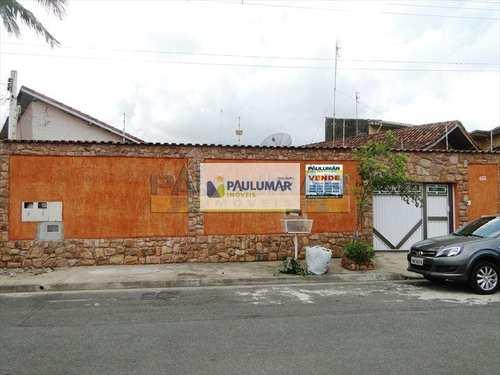 Casa, código 780500 em Praia Grande, bairro Caiçara