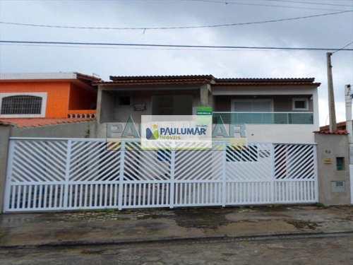 Sobrado, código 773700 em Mongaguá, bairro Agenor de Campos