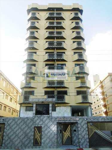 Apartamento, código 756000 em Mongaguá, bairro Centro