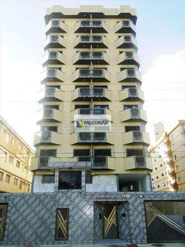 Apartamento, código 754100 em Mongaguá, bairro Centro