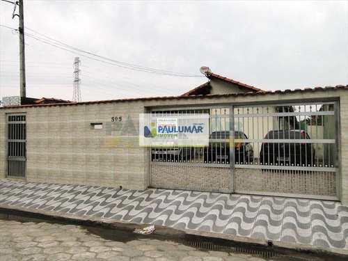 Casa de Condomínio, código 747200 em Mongaguá, bairro Vila Atlântica