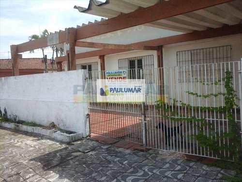 Casa, código 721300 em Praia Grande, bairro Vila Mar