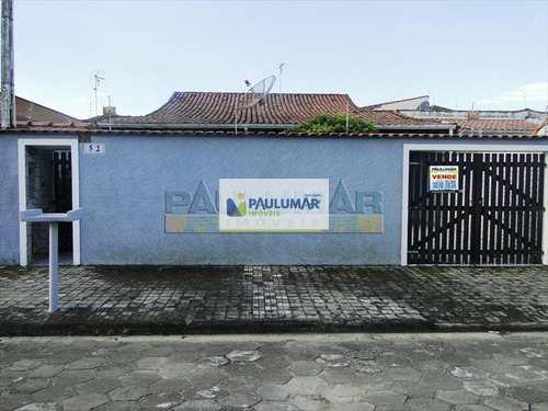 Casa, código 718800 em Mongaguá, bairro Itaóca