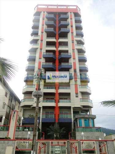 Apartamento, código 707200 em Mongaguá, bairro Centro
