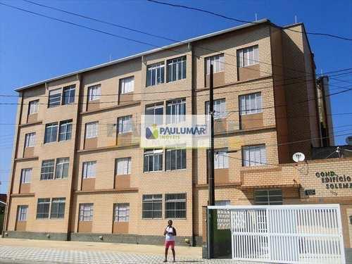 Apartamento, código 698000 em Praia Grande, bairro Solemar