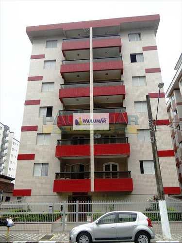 Apartamento, código 696100 em Mongaguá, bairro Centro