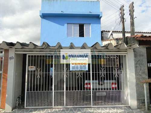 Sobrado, código 697100 em Mongaguá, bairro Vera Cruz