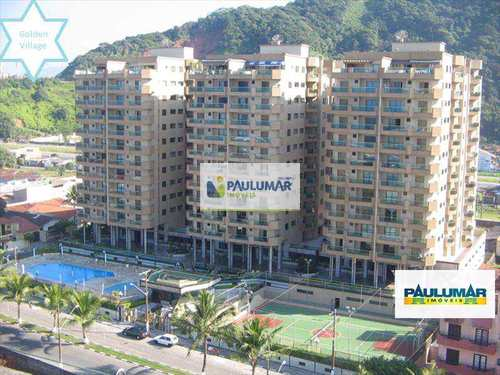 Apartamento, código 677100 em Mongaguá, bairro Jardim Marina