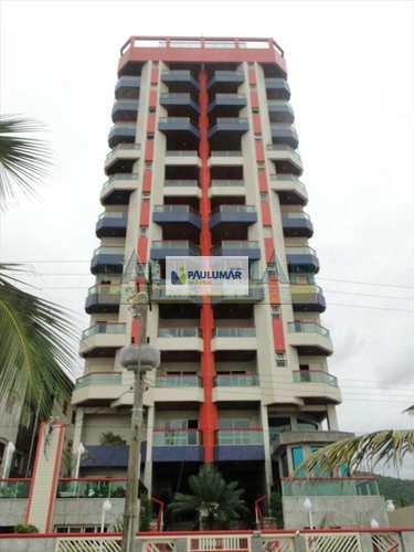 Apartamento, código 669200 em Mongaguá, bairro Centro