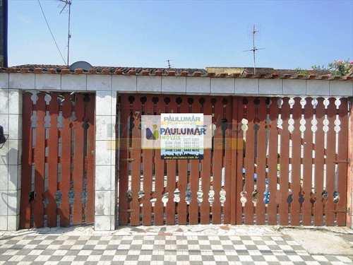Casa, código 661100 em Mongaguá, bairro Balneário Jussara