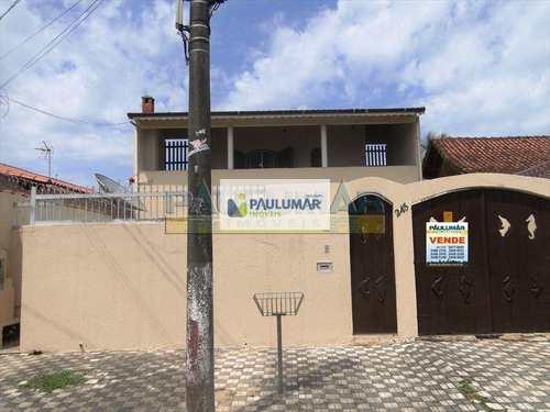 Sobrado, código 659500 em Mongaguá, bairro Agenor de Campos