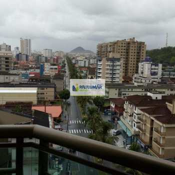 Apartamento em Mongaguá, bairro Centro
