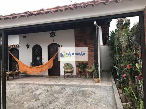 Casa, código 588900 em Praia Grande, bairro Jardim Imperador