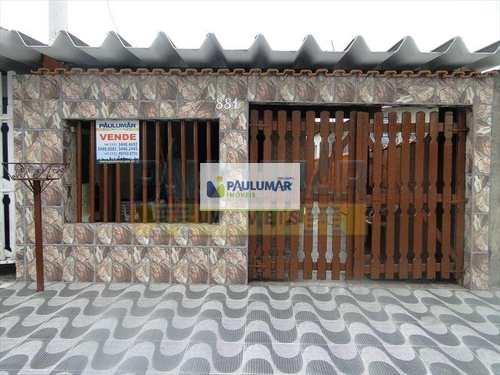 Casa, código 498200 em Mongaguá, bairro Vera Cruz